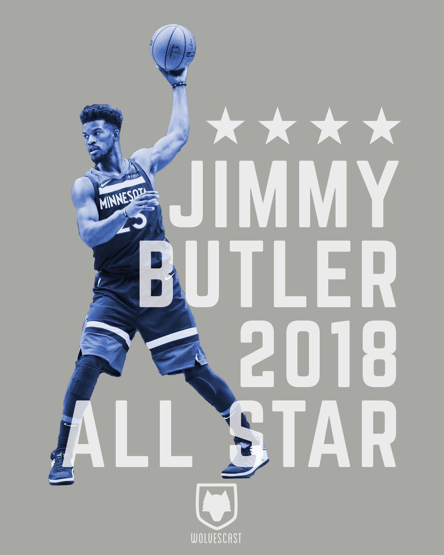 Jimmy Butler 2018 All Star