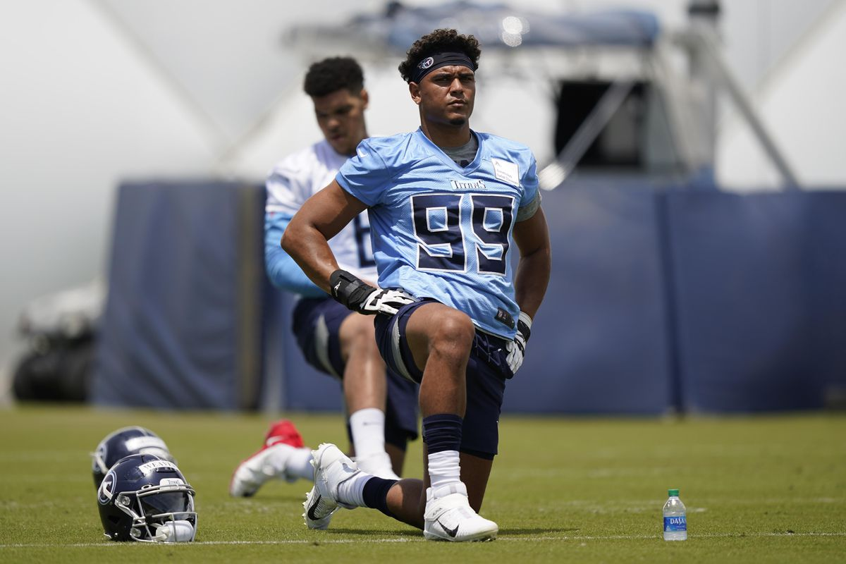 NFL: Tennessee Titans Rookie Minicamp