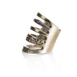 <b>Pamela Love</b> cage ring, $705