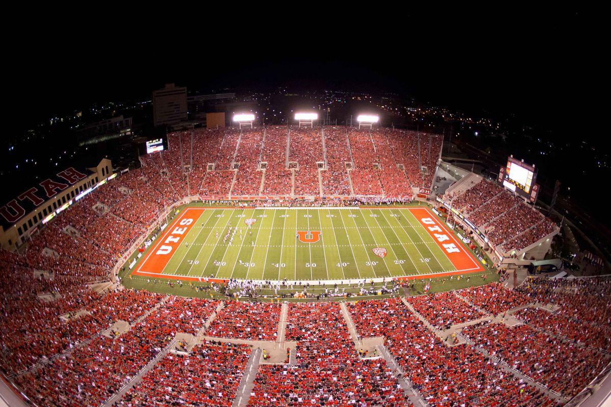 NCAA Football: California at Utah
