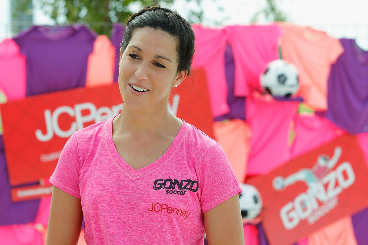 In Honor Of Hispanic Heritage Month JCPenney Turns The Spotlight On Inspirational Partner Monica Gonzalez And Her Gonzo Soccer Academy For Girls