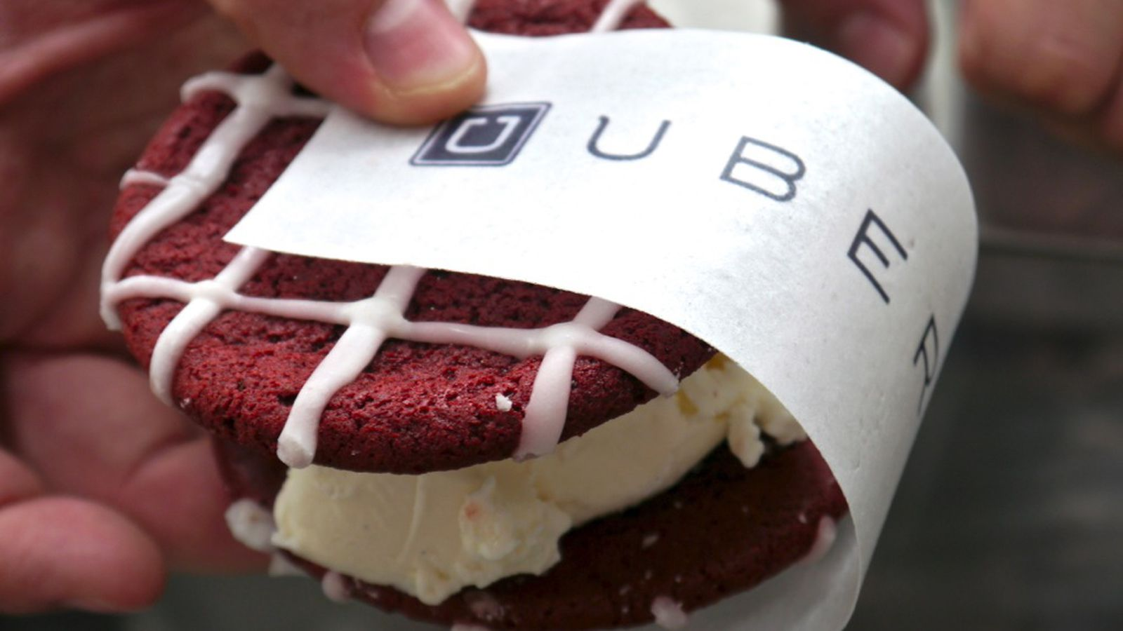 Uber S On Demand Ice Cream Truck Visits The Verge The Verge