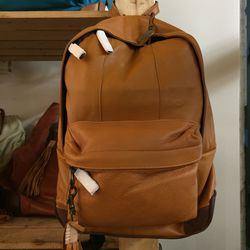 Will Leather Goods backpack, $235 (from $395)