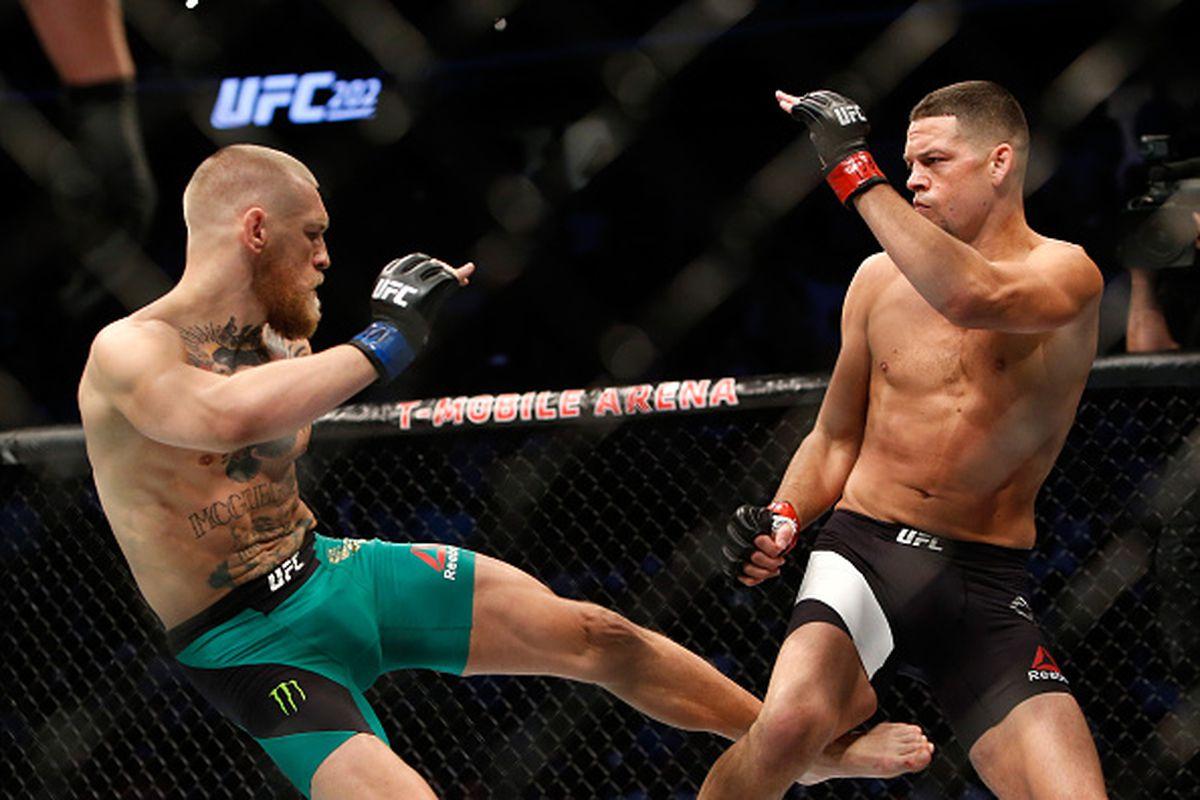 Diaz Vs Mcgregor Full Fight