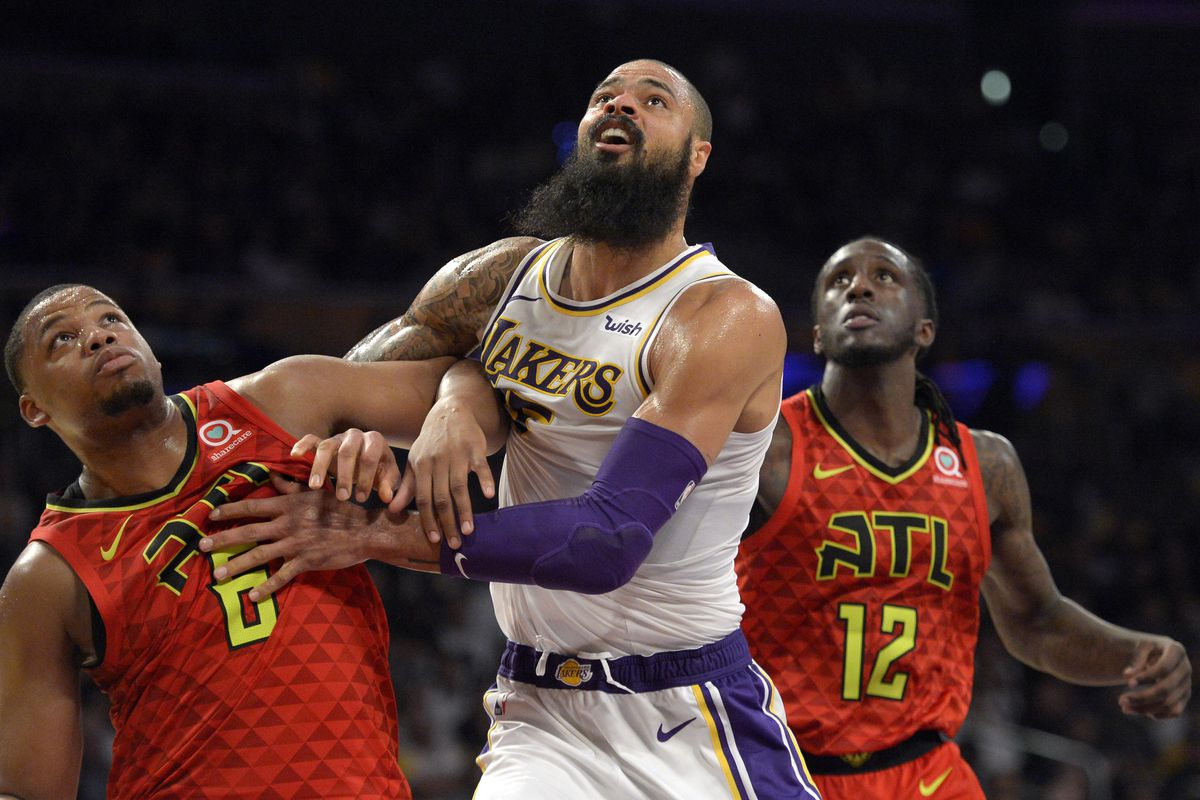 4ac5fc164 Tyson Chandler says he chose Lakers over Warriors in free agency ...
