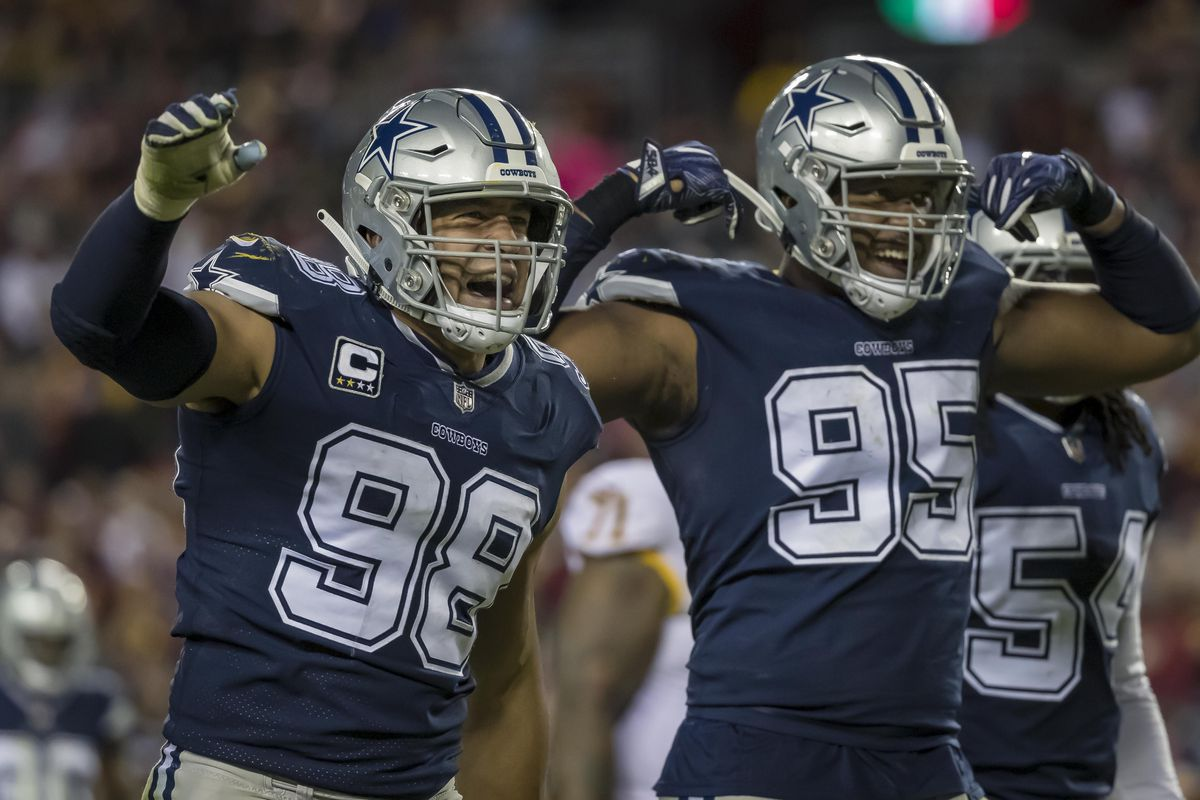 d5fa55dba453 Report  Cowboys DT David Irving suffers high-ankle sprain - Blogging ...