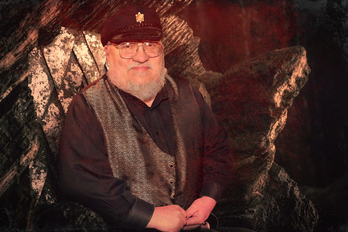 'A Song of Ice and Fire' writer George R.R. Martin