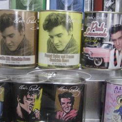 Elvis cocoa and lemonade exists.