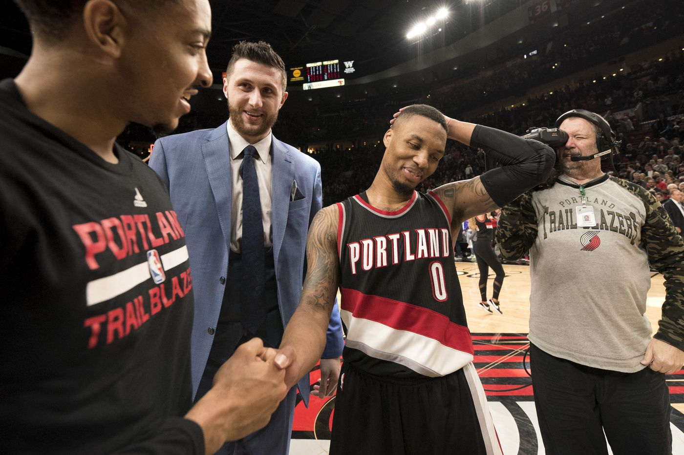 Vote on the Best Teammates in Portland Trail Blazers History