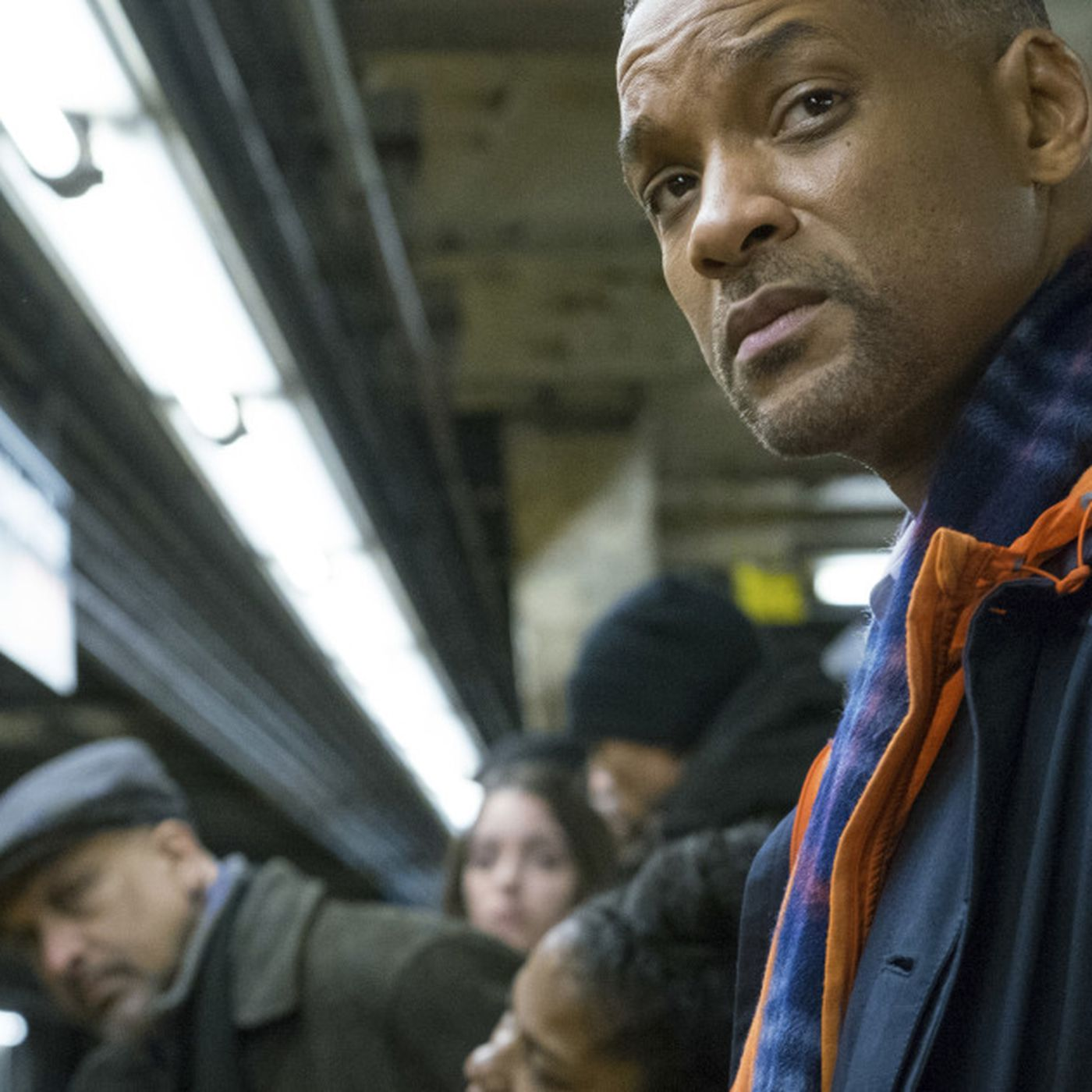 Collateral Beauty Goes About Its Tearjerking In Contrived Ways Chicago Sun Times