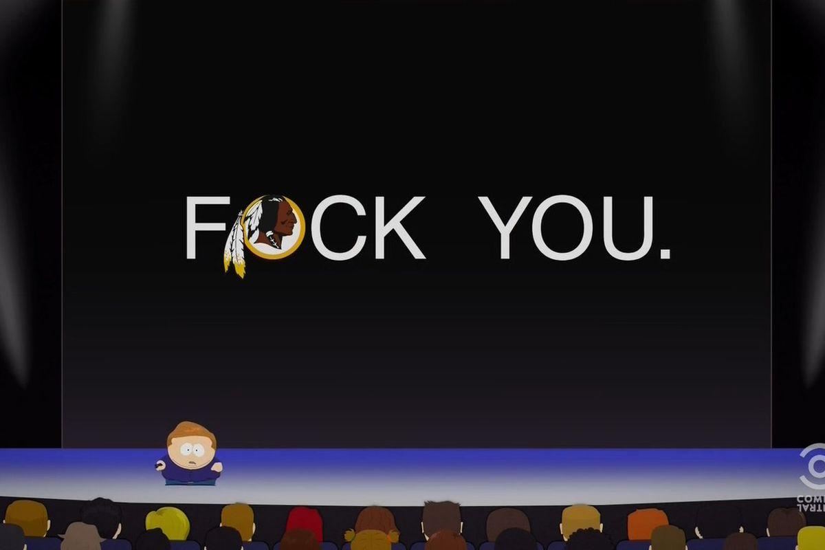 Watch South Park Savage Kickstarter And The Washington Redskins