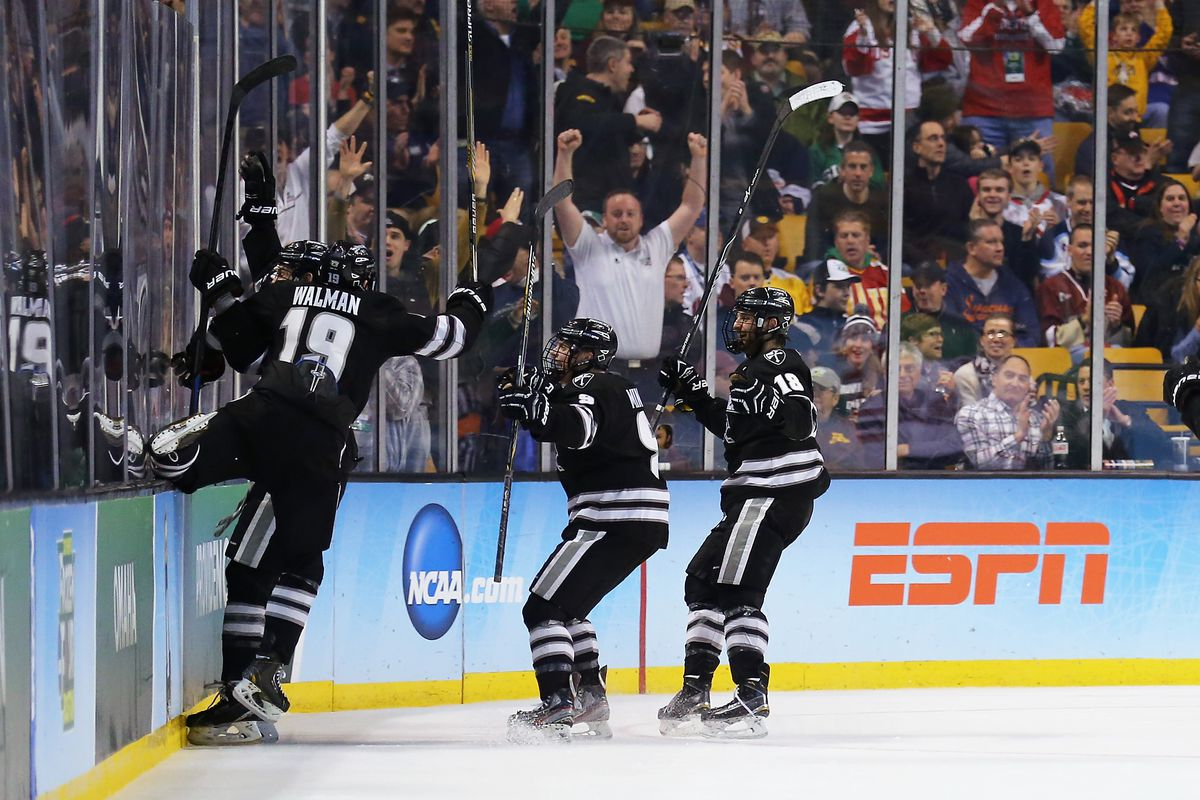 The Friars march to Boston College to begin a crucial home-and-home series tonight.