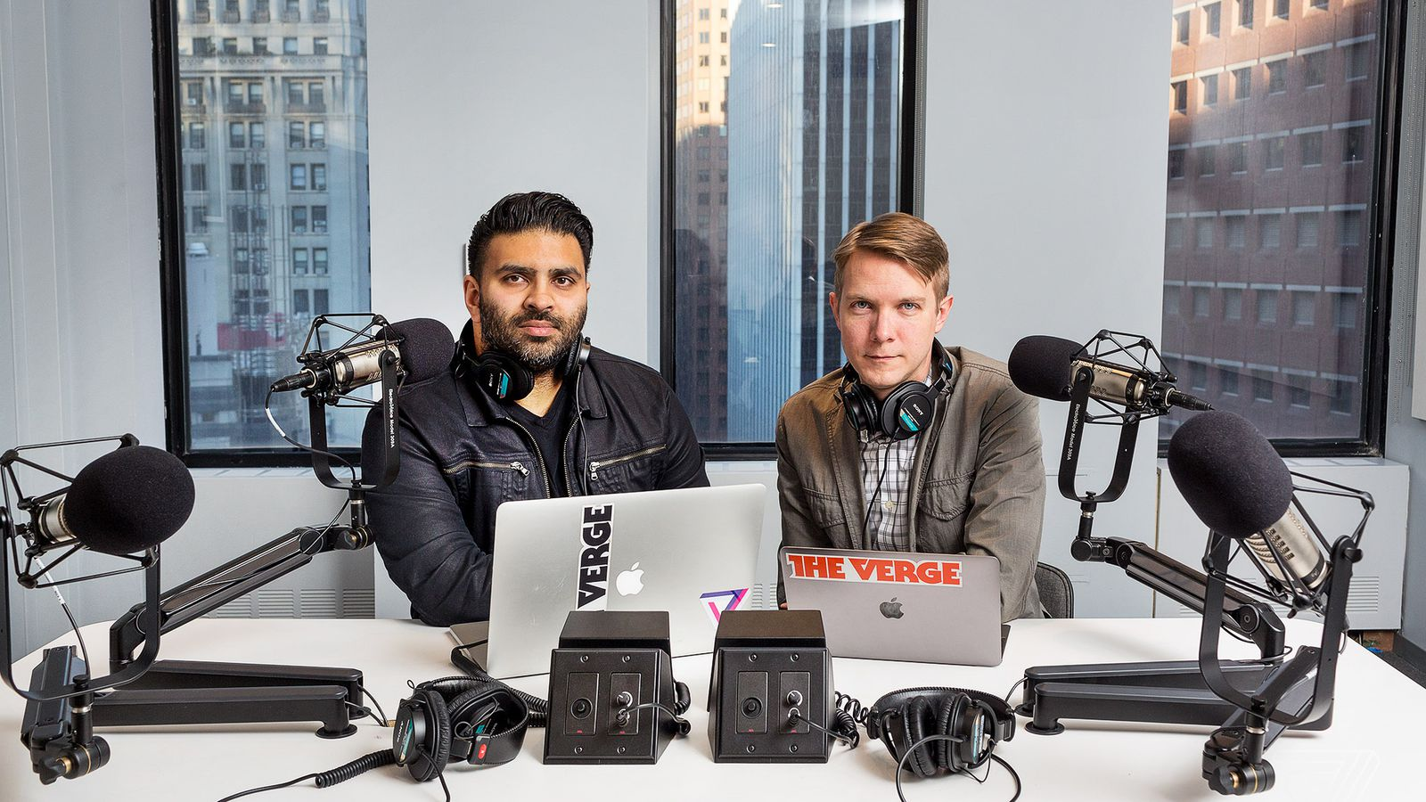 The Vergecast reunites at Code Conference