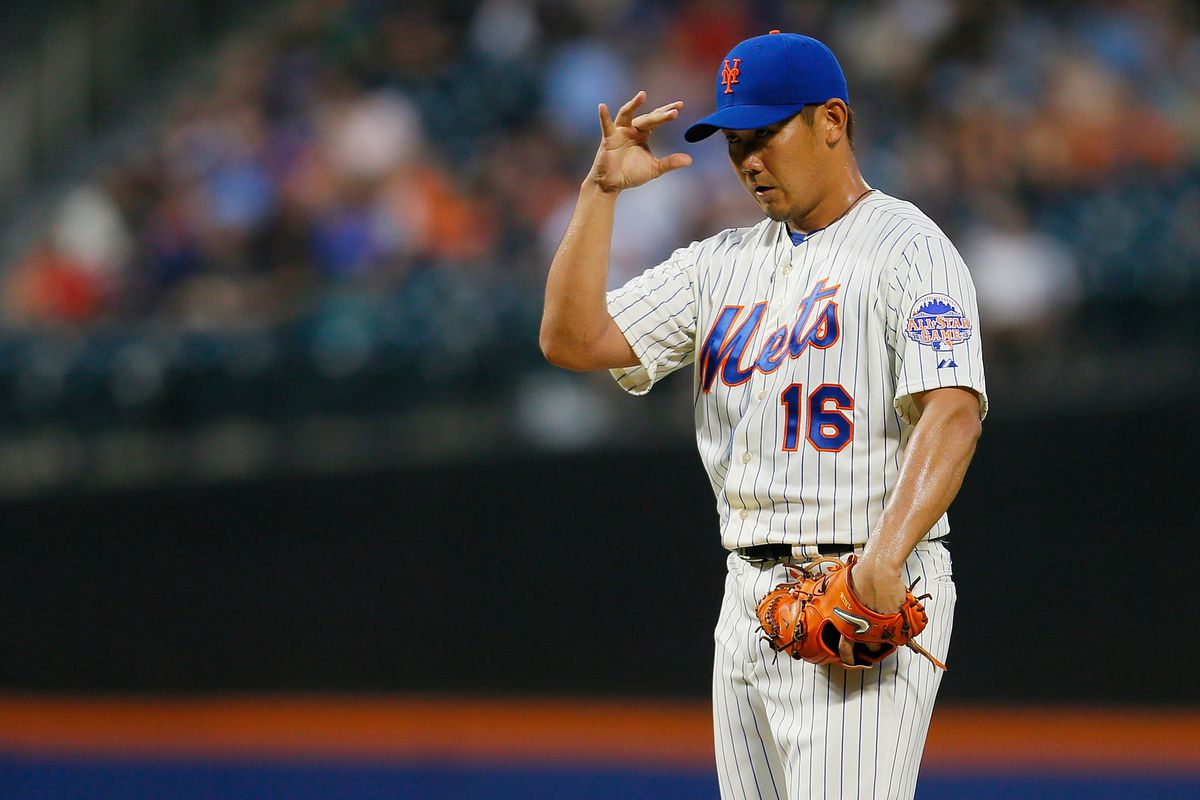 Not the greatest #16 in Mets history