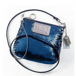 Coach Poppy Sequined Disco Bag ($148)