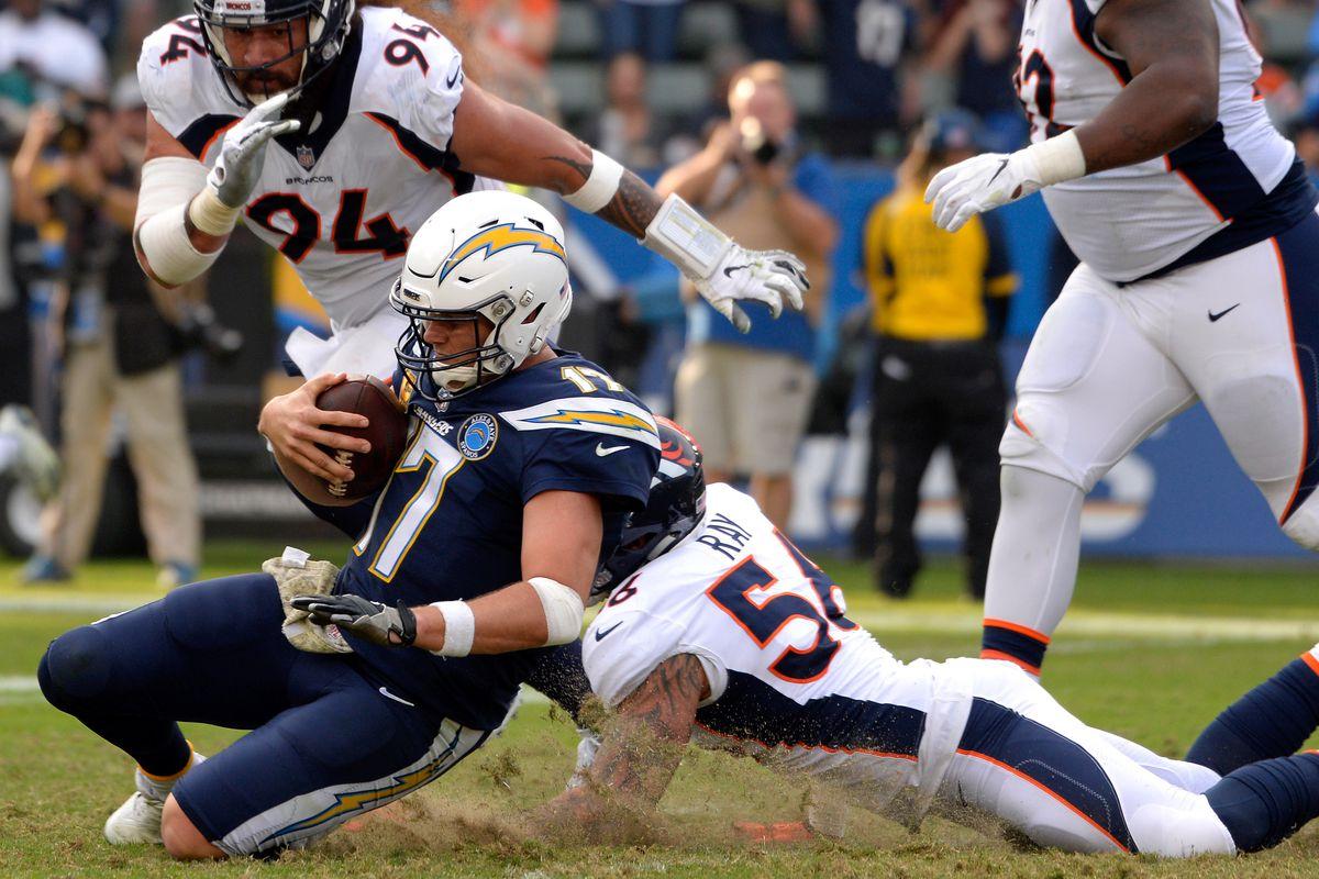 NFL: Denver Broncos at Los Angeles Chargers