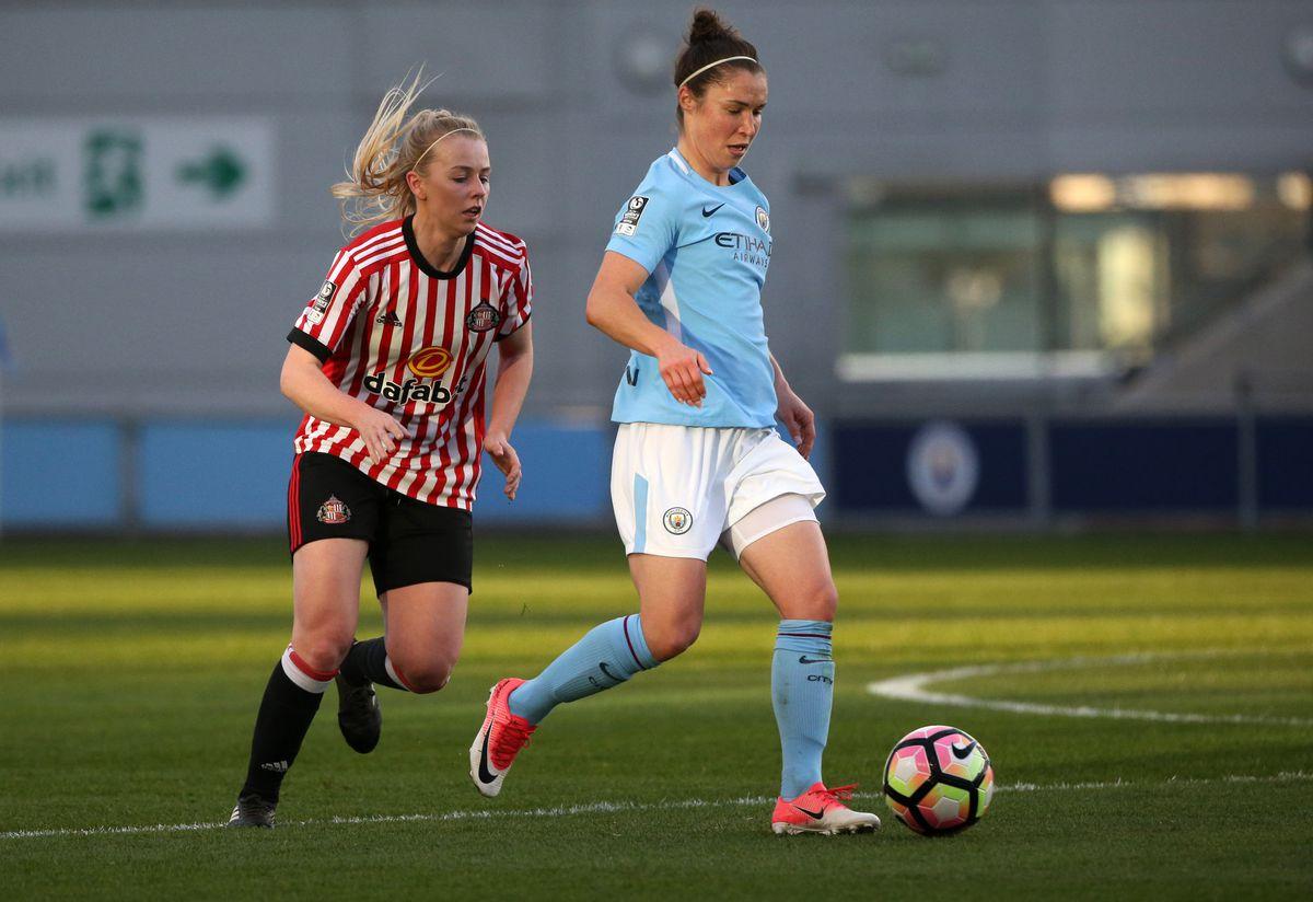 Manchester City Women v Sunderland Ladies - WSL