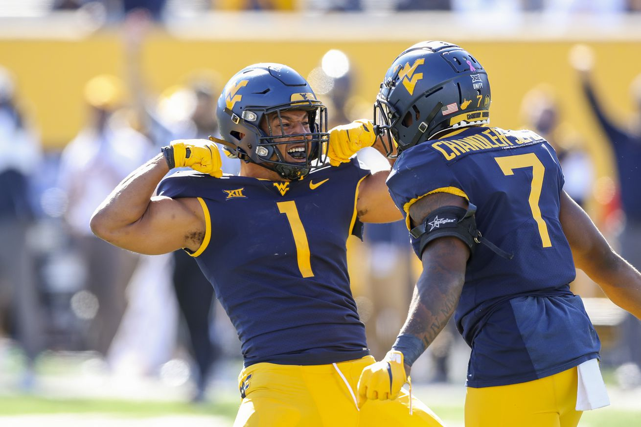 West Virginia linebacker Tony Fields selected by the Cleveland Browns in the fifth round of the 2021 NFL Draft
