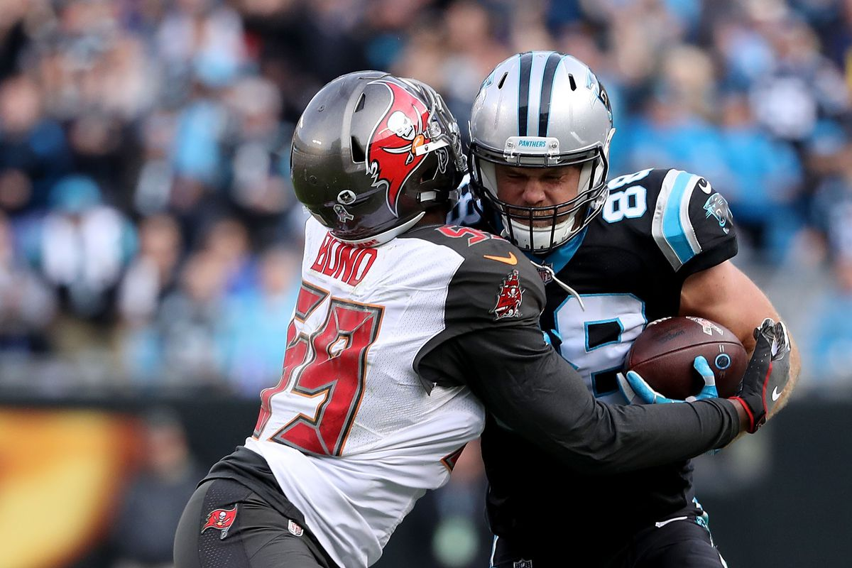 NFL Football Carolina Panthers vs Tampa Bay Buccaneers  Game Preview ... 3da2fcf4d66