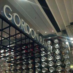 Gordon Ramsay tweeted this photo of the sign at Gordon Ramsay Pub & Grill.