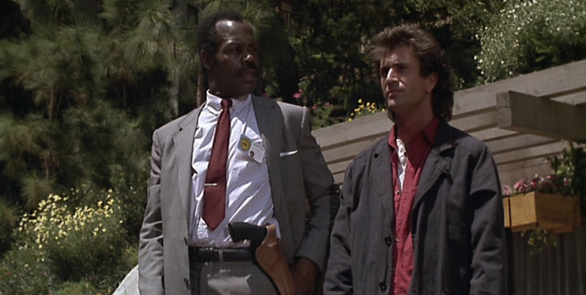 with die hard and die hard 2 holding the crowns for action packed christmas movies people forget lethal weapon all together but its very much a christmas - Lethal Weapon Christmas
