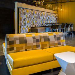 Topgolf Runway Lounge
