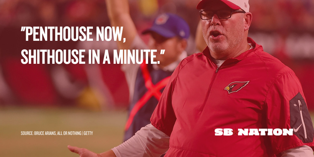 These Quotes From The Arizona Cardinals Make Amazing Motivational