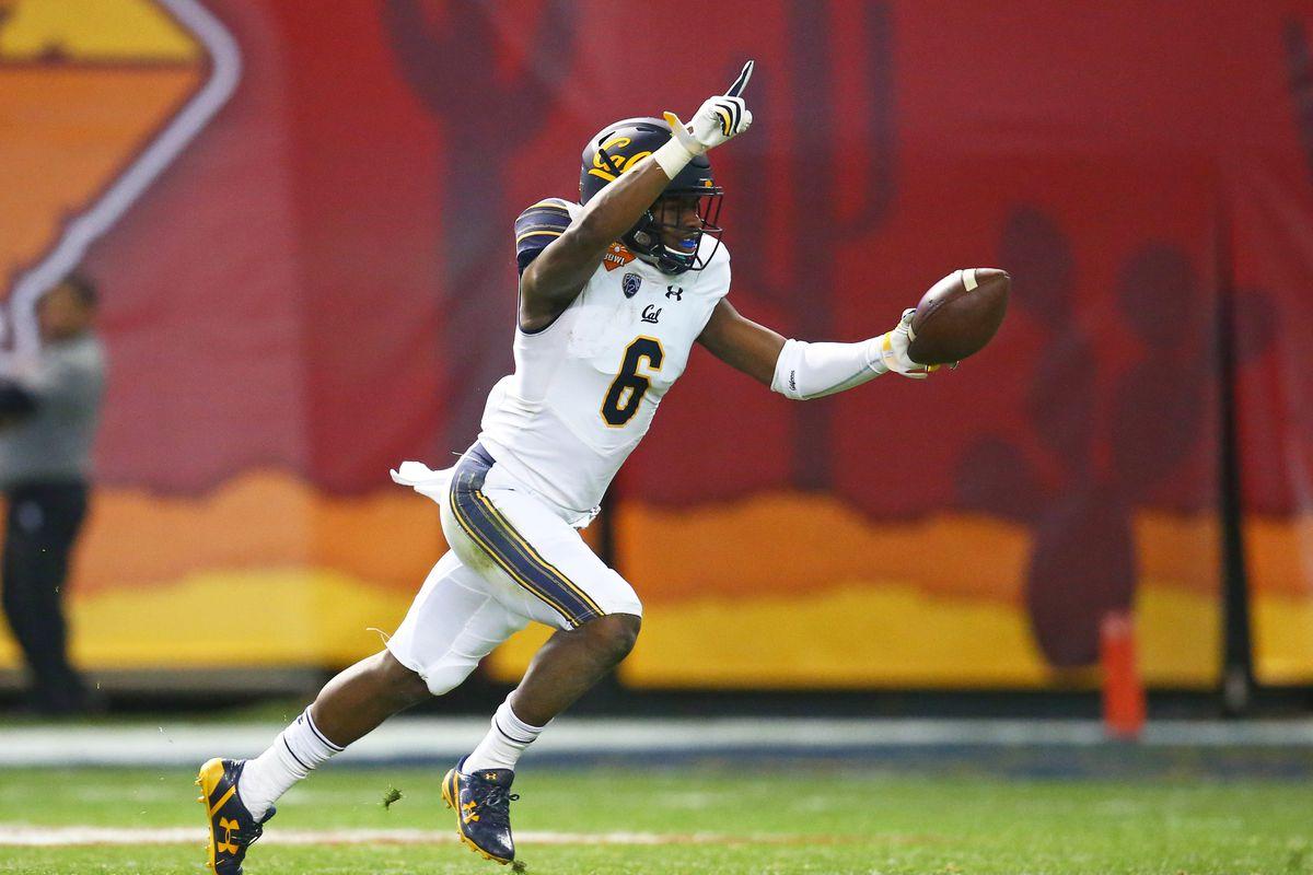 NCAA Football: Cheez-It Bowl-Texas Christian vs California