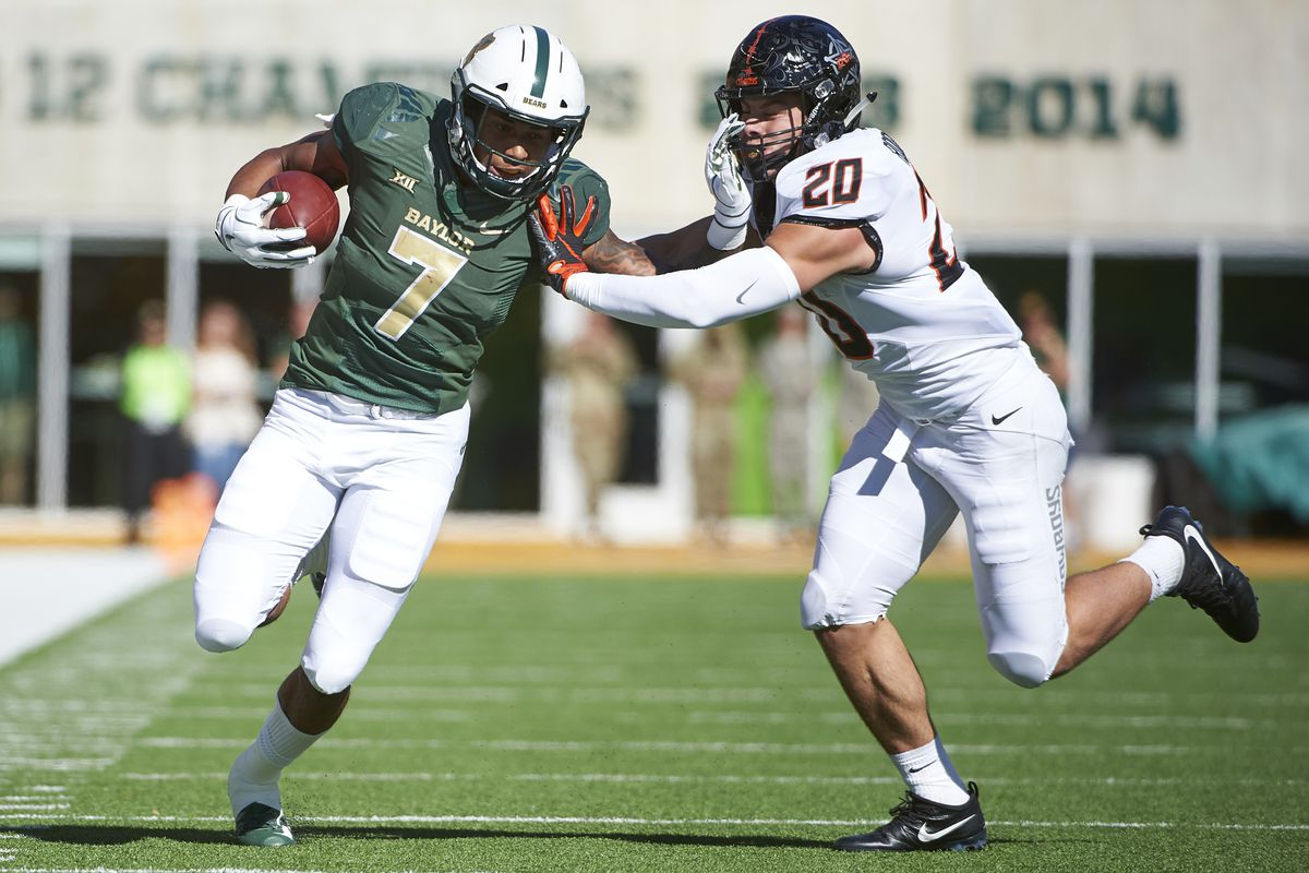 Oklahoma State Vs No 18 Baylor Start Time How To Watch