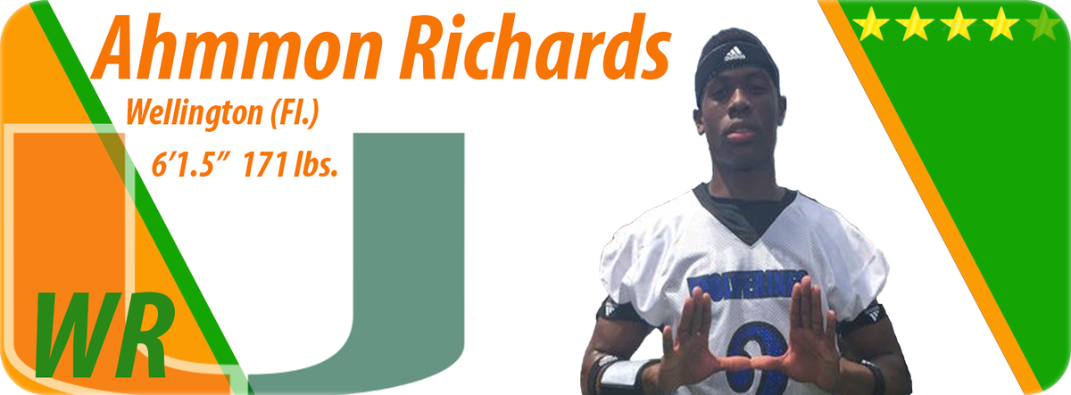Richards card