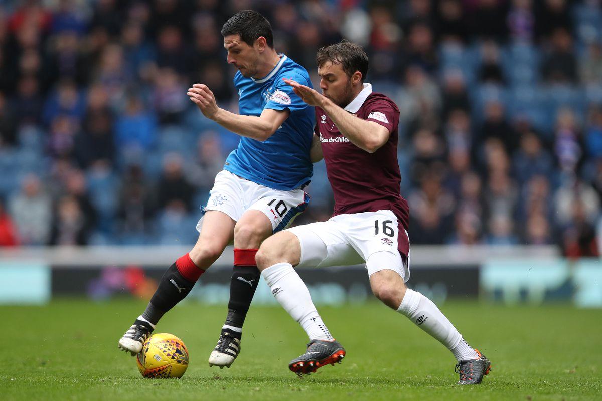 Rangers v Hearts - Ladbrokes Scottish Premiership