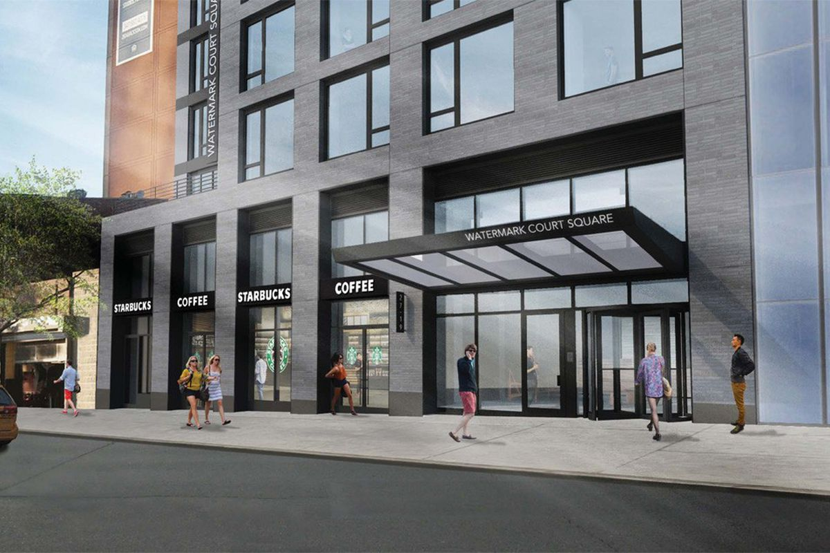 Apartment Building Long Island City in rental-packed long island city, affordable apartments from $908