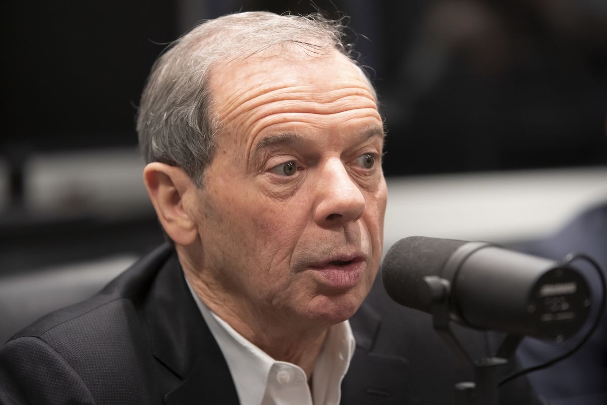 """""""I had the discretion to give them the money back,"""" former Illinois Senate President John Cullerton says. """"At the time the funds were returned, Thomas Cullerton had pleaded not guilty. . . . [Martin] Sandoval had not been charged."""""""