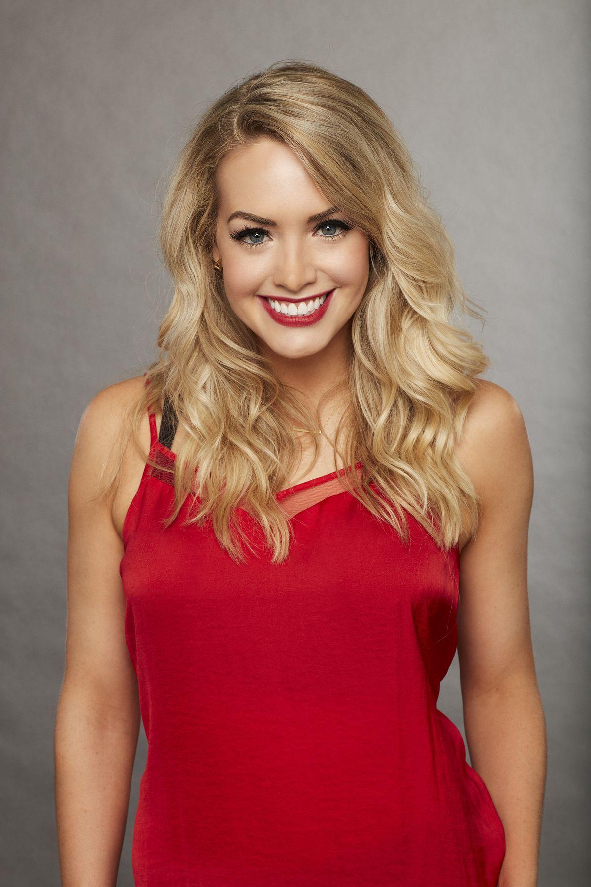 Bachelor contestant Jenna, 28
