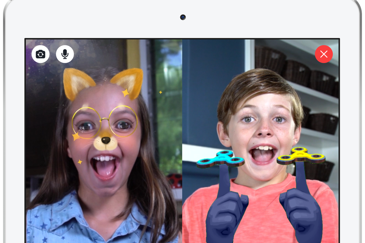 Facebook rolls out a Messenger app just for kids