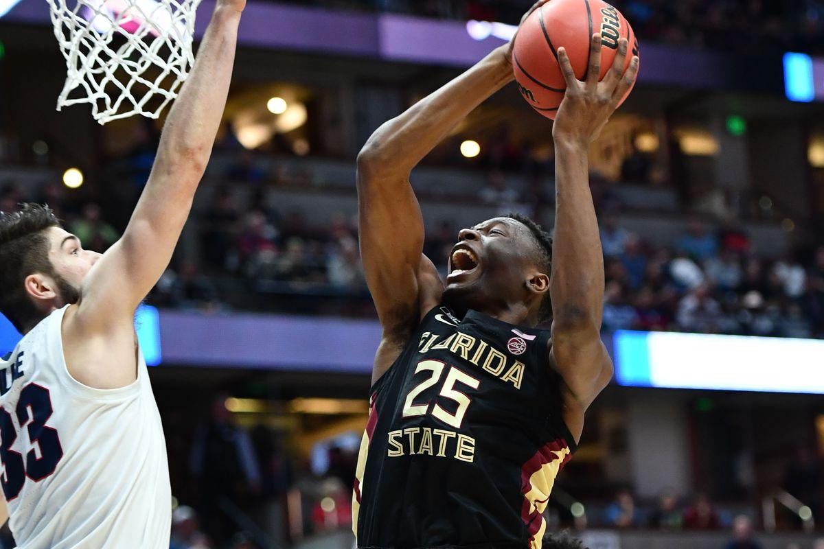 NCAA Basketball: NCAA Tournament-West Regional-Gonzaga vs Florida State