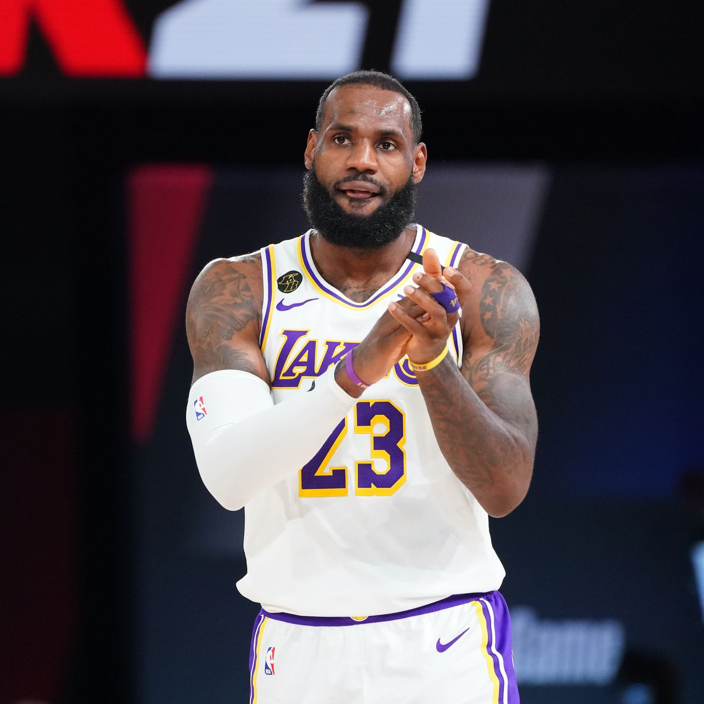 Lakers Help Lebron James Become Winningest Player In Nba Playoff History Silver Screen And Roll
