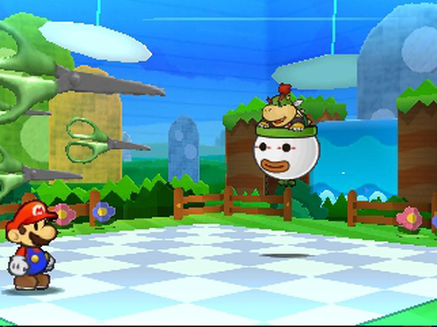 Paper Mario Color Splash Launching Later This Year Polygon
