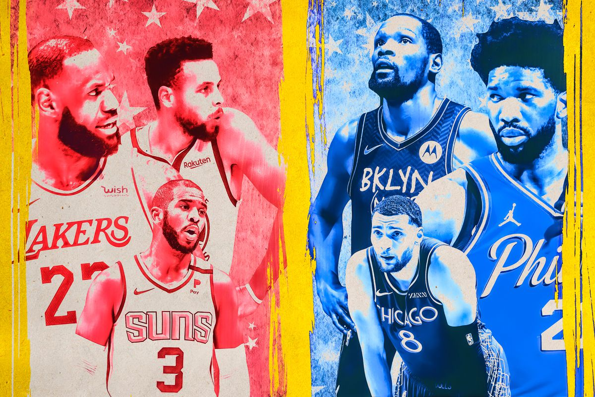 Casting a Ballot for NBA All-Star Starters and Reserves - The Ringer