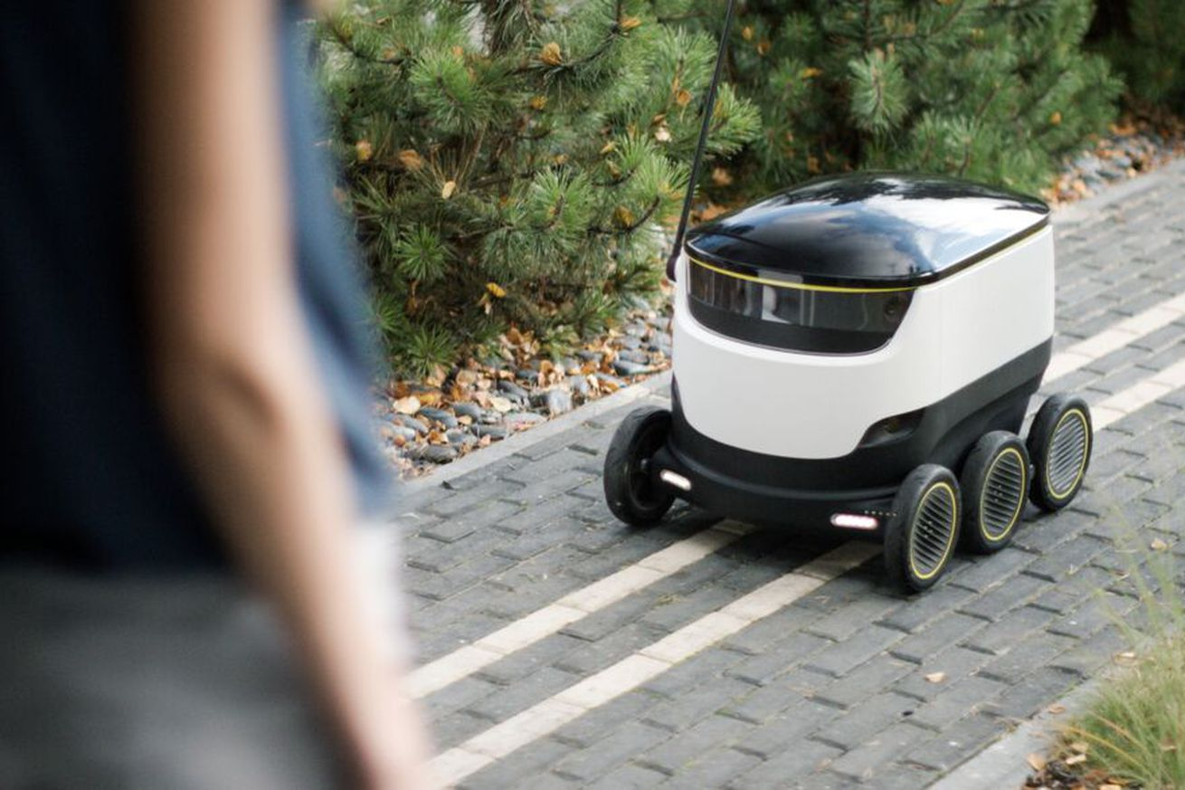 starship s robots can now deliver packages too