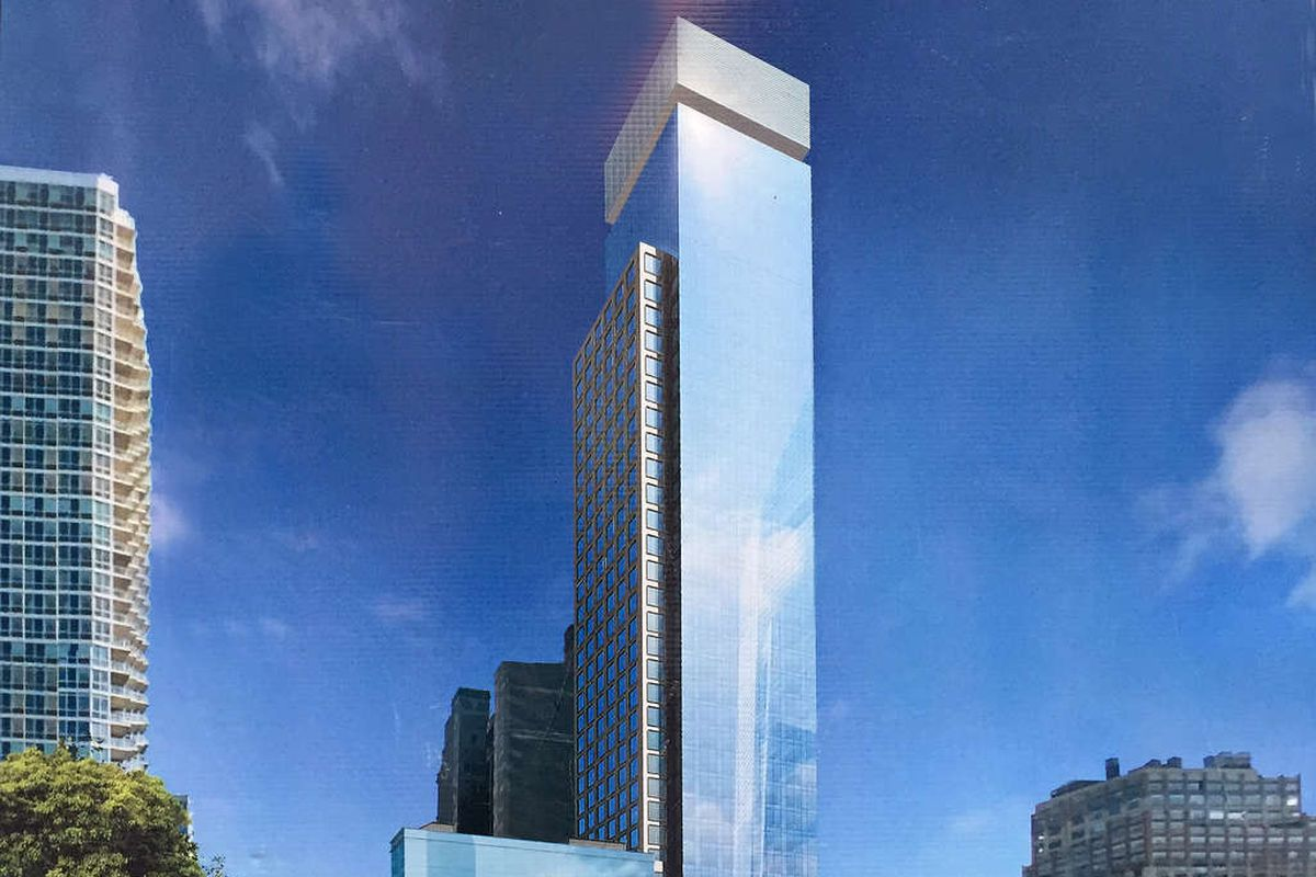 Hudson Yards tower launches lo...