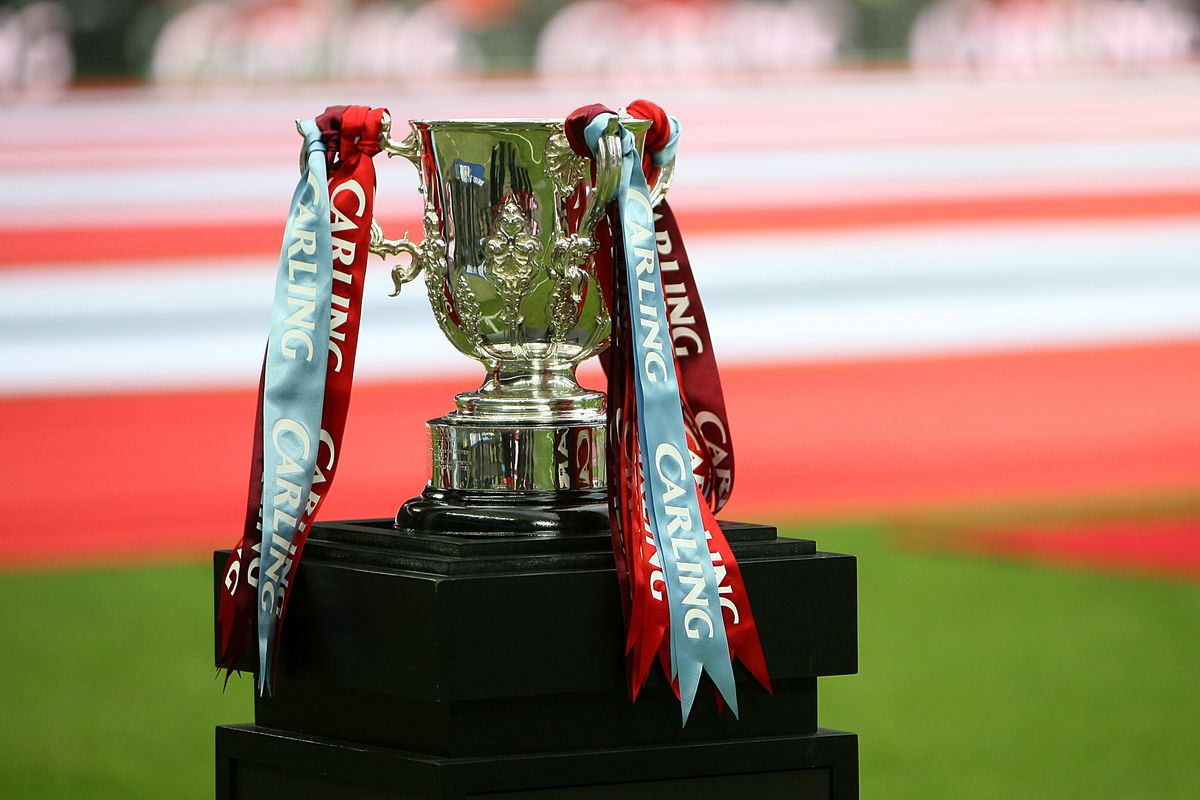 Soccer - Carling Cup - Final - Manchester United v Aston Villa - Wembley Stadium