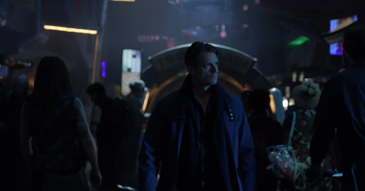 A new trailer for Netflix's Altered Carbon introduces an improbable murder