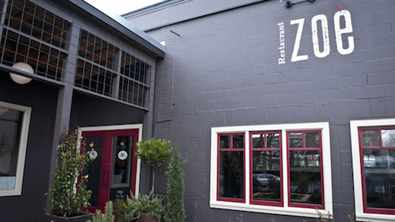 Restaurant Zoe Seattle Restaurant Week