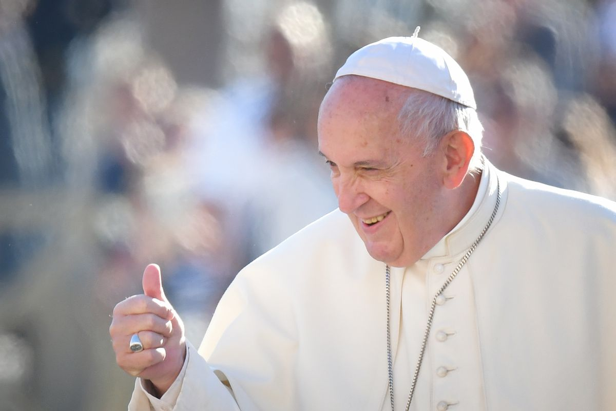 Struggling Bears face #Saints and their biggest supporter, Pope Francis