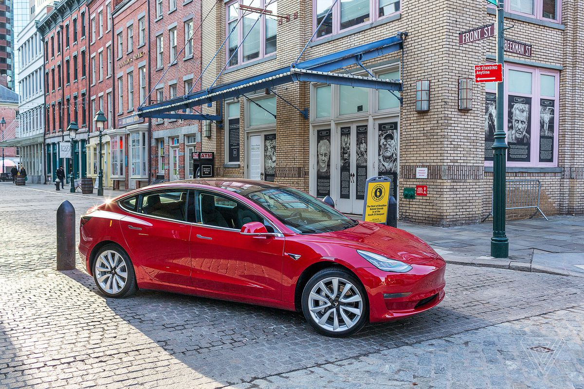 Tesla Needs To Sell More Expensive Model 3s So The Company Doesnt Automotive Short Circuit That May Cause A Recurring Dead Battery Die Musk Says Verge