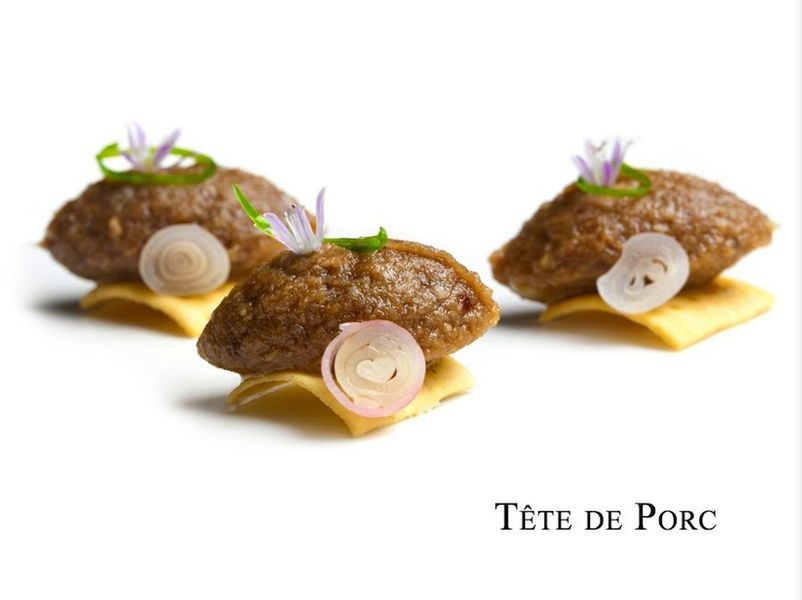 First look next 39 s first e cookbook paris 1906 eater for Auguste escoffier ma cuisine book