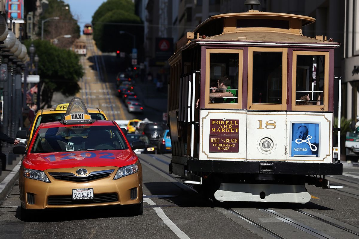 Google S Waze Is Adding Carpooling In Uber S San Francisco Back Yard
