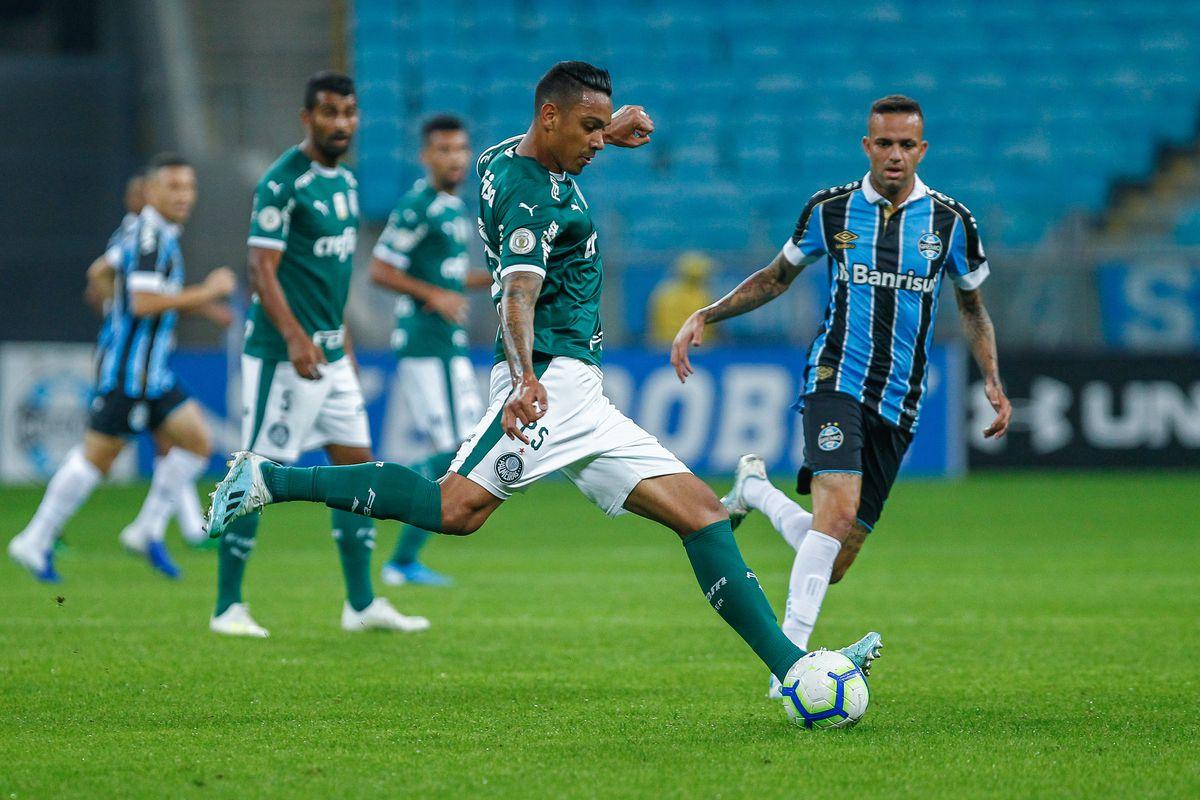 Gremio v Palmeiras - Brasileirao Series A 2019