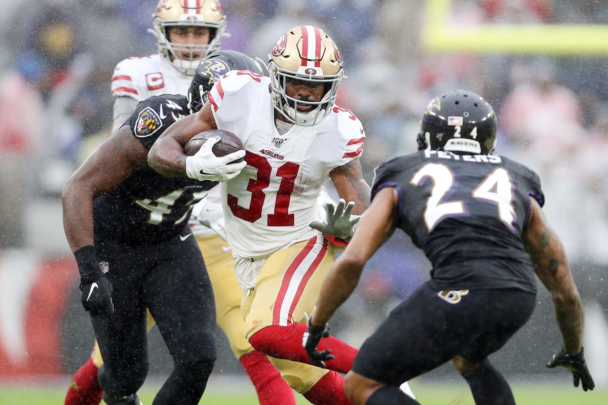 Winners And Losers From The 49ers Ravens Game Raheem